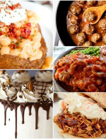 Meal Plan Monday 180
