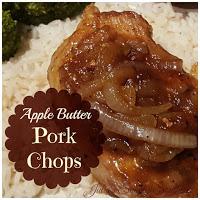 Apple Butter Pork Chops Recipe