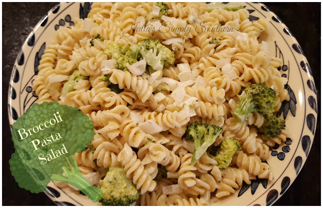 Broccoli Pasta Salad Recipe