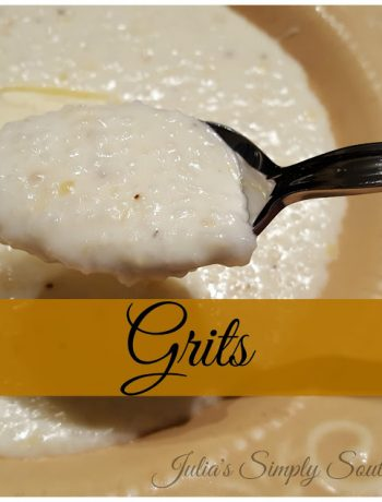 How to make the best Southern style grits for breakfast