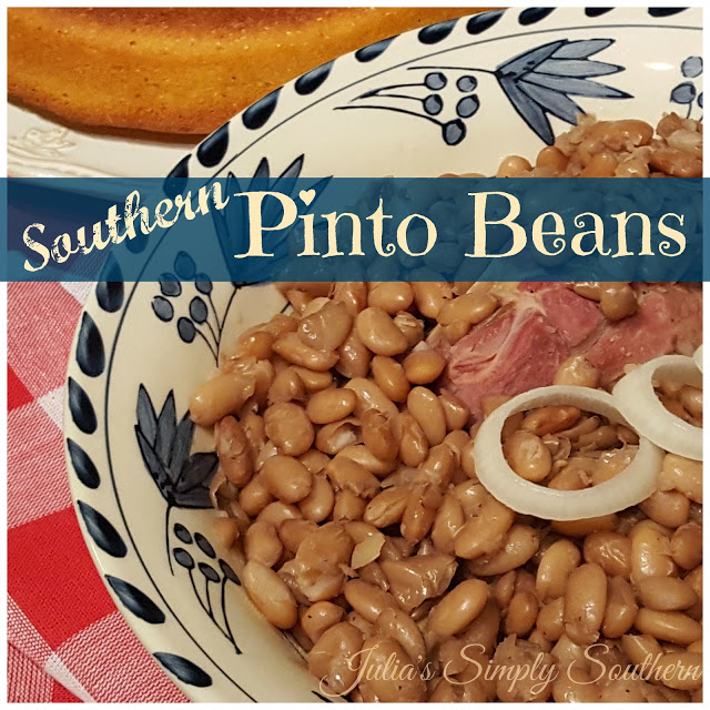 Southern Pinto Beans