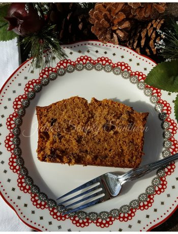 Vintage Recipes, Old Fashioned Applesauce Cake, Baking, Christmas