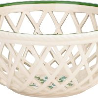 Lenox Holiday Bread Basket