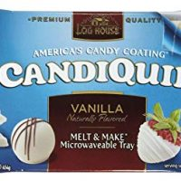 Log House Candiquik All Natural Vanilla Coating - 16 oz
