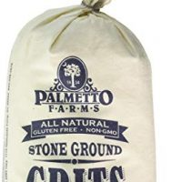 PALMETTO FARMS Stone Ground White Grits, 32 OZ