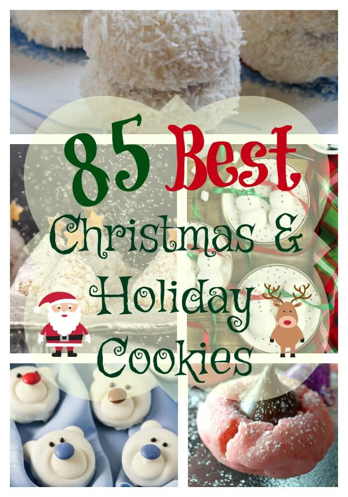 85 Best Christmas and Holiday Cookie Recipes