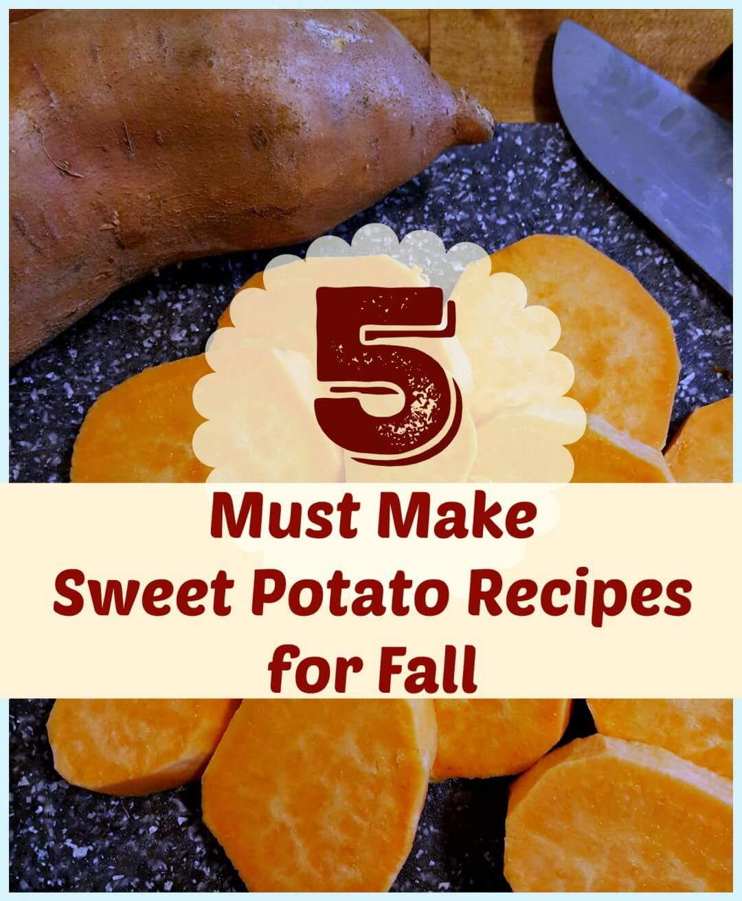 Five Southern sweet potato recipes to enjoy this fall