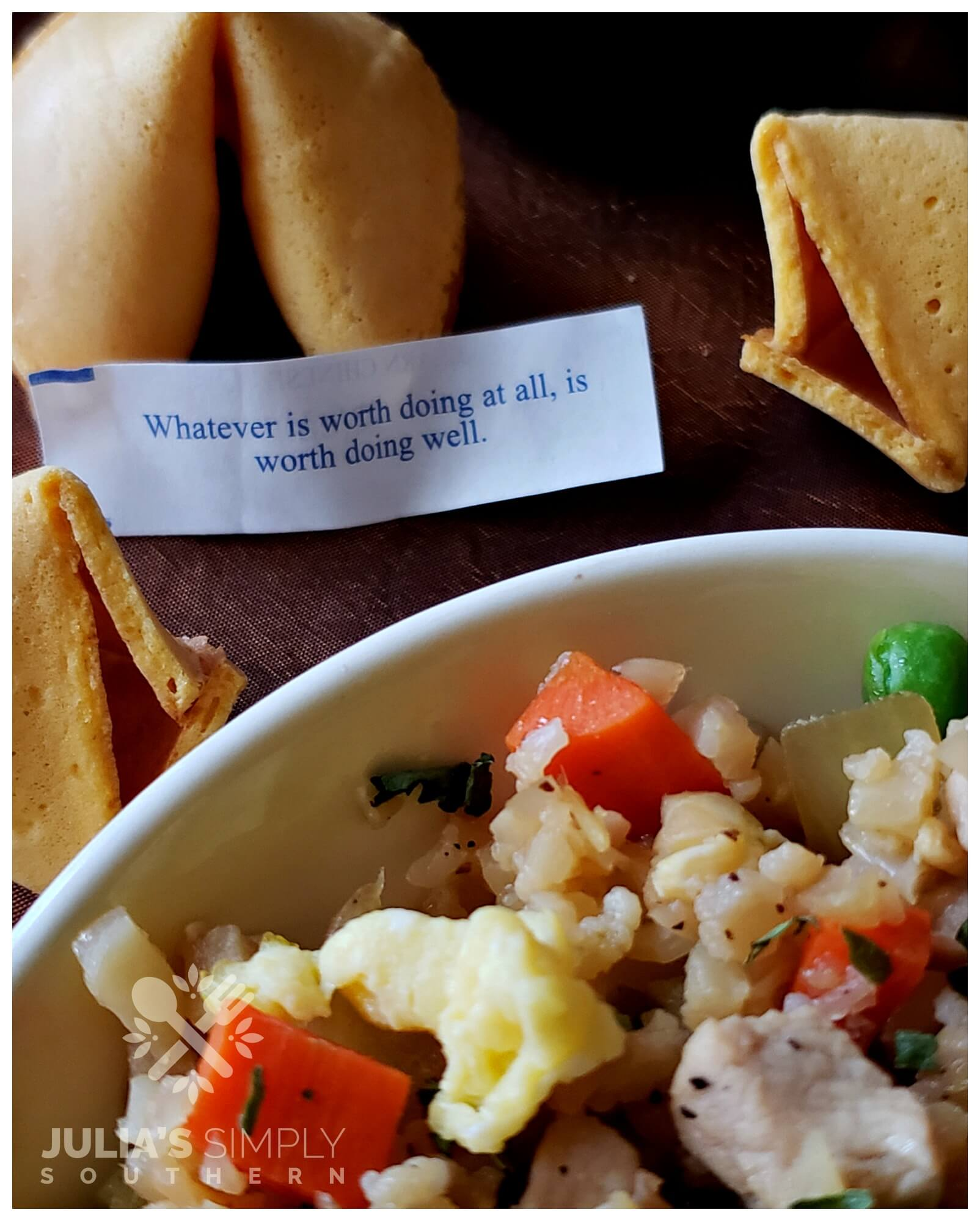 Great fortune cookie quotes