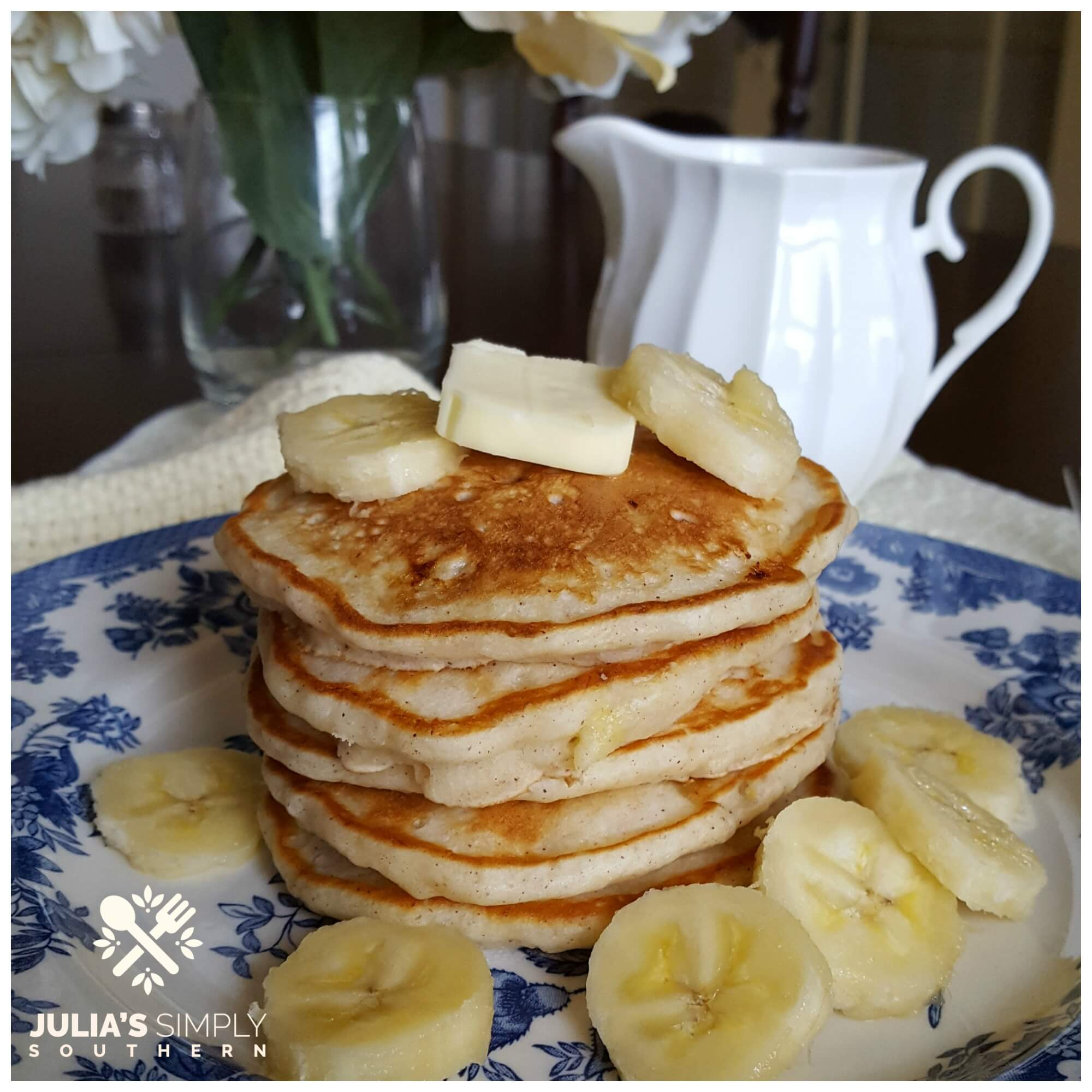 Homemade Pancake Breakfast