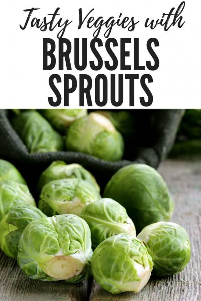 Easy brussels sprouts with bacon and garden vegetables