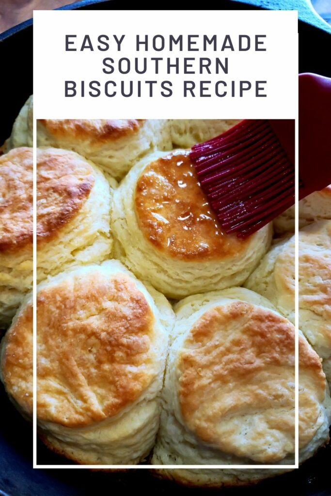 Self Rising Flour Biscuits Pin Image