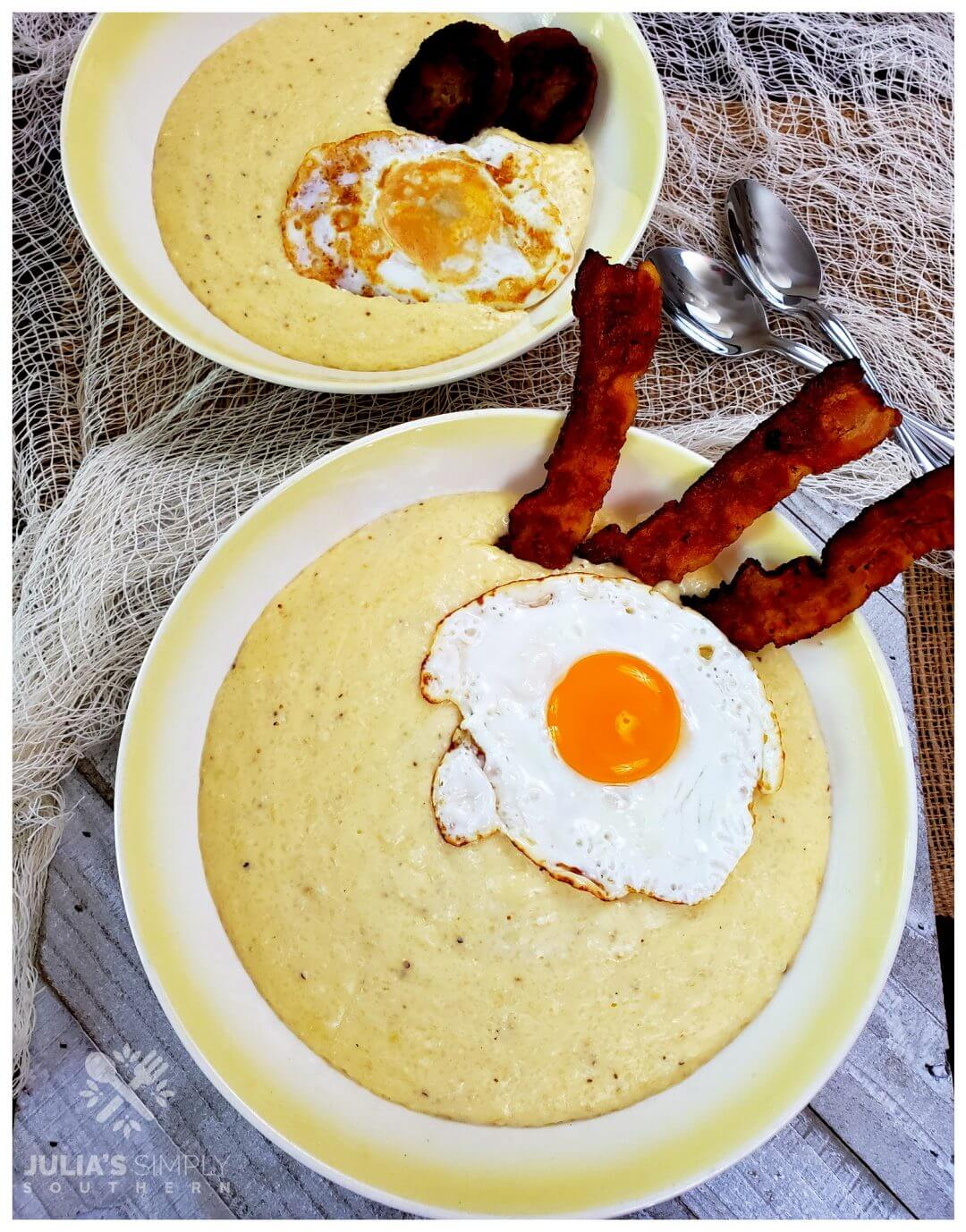 Amazing Cheese Grits recipe for breakfast
