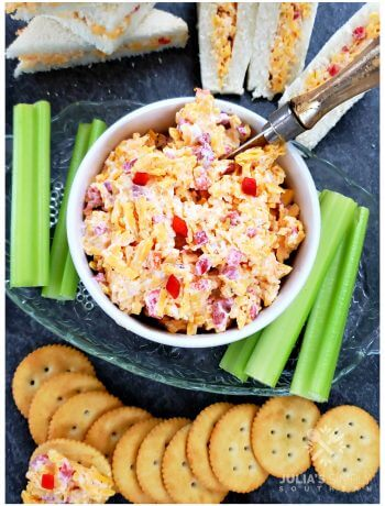 Most delicious easy pimento cheese recipe