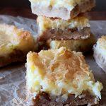 Granny's Goody Bars Recipe an easy cookie bar dessert