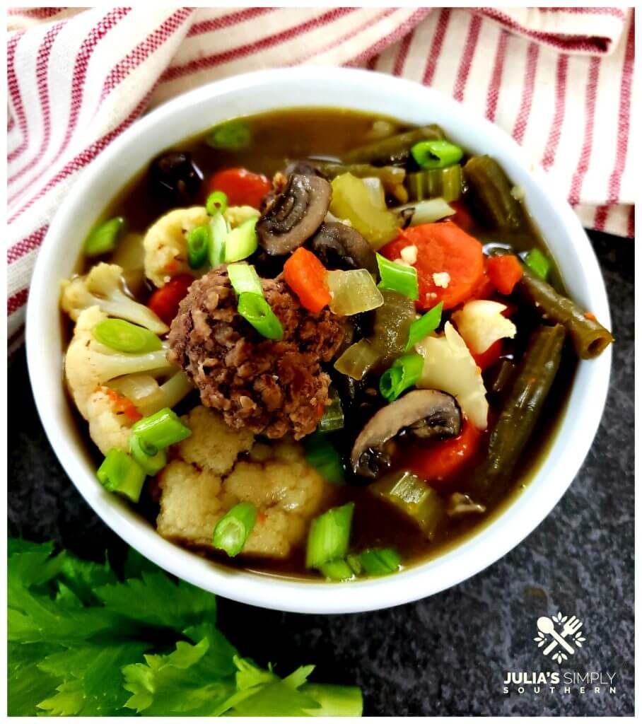 Best healthy hamburger soup recipe and easy instructions