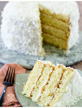 The ultimate Southern Coconut Cake Recipe