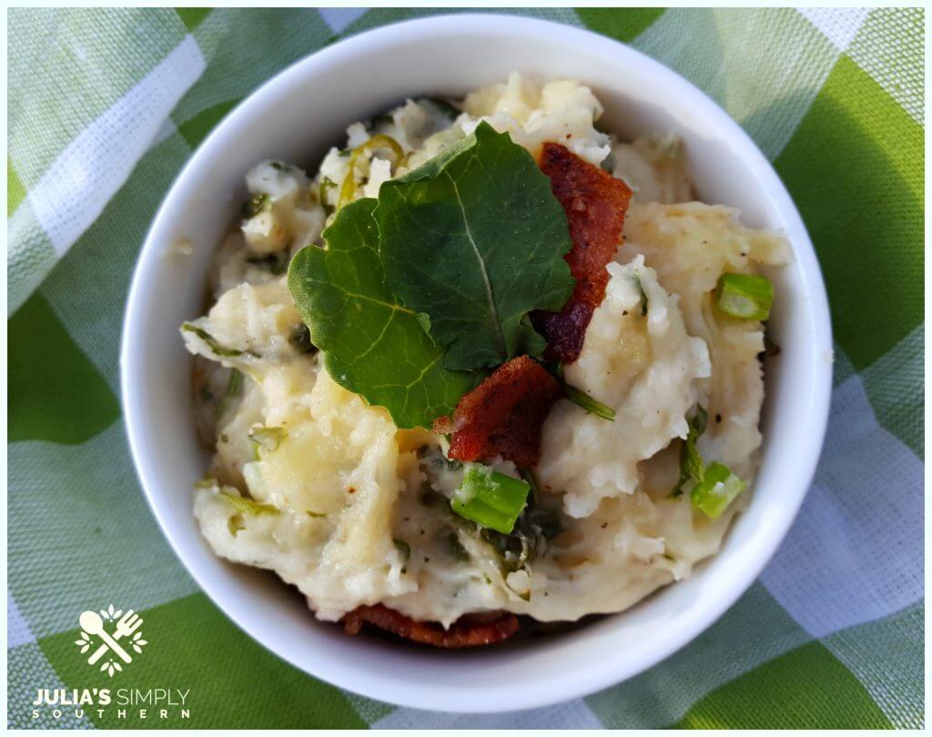 Colcannon Casserole - St. Patrick's Day recipes