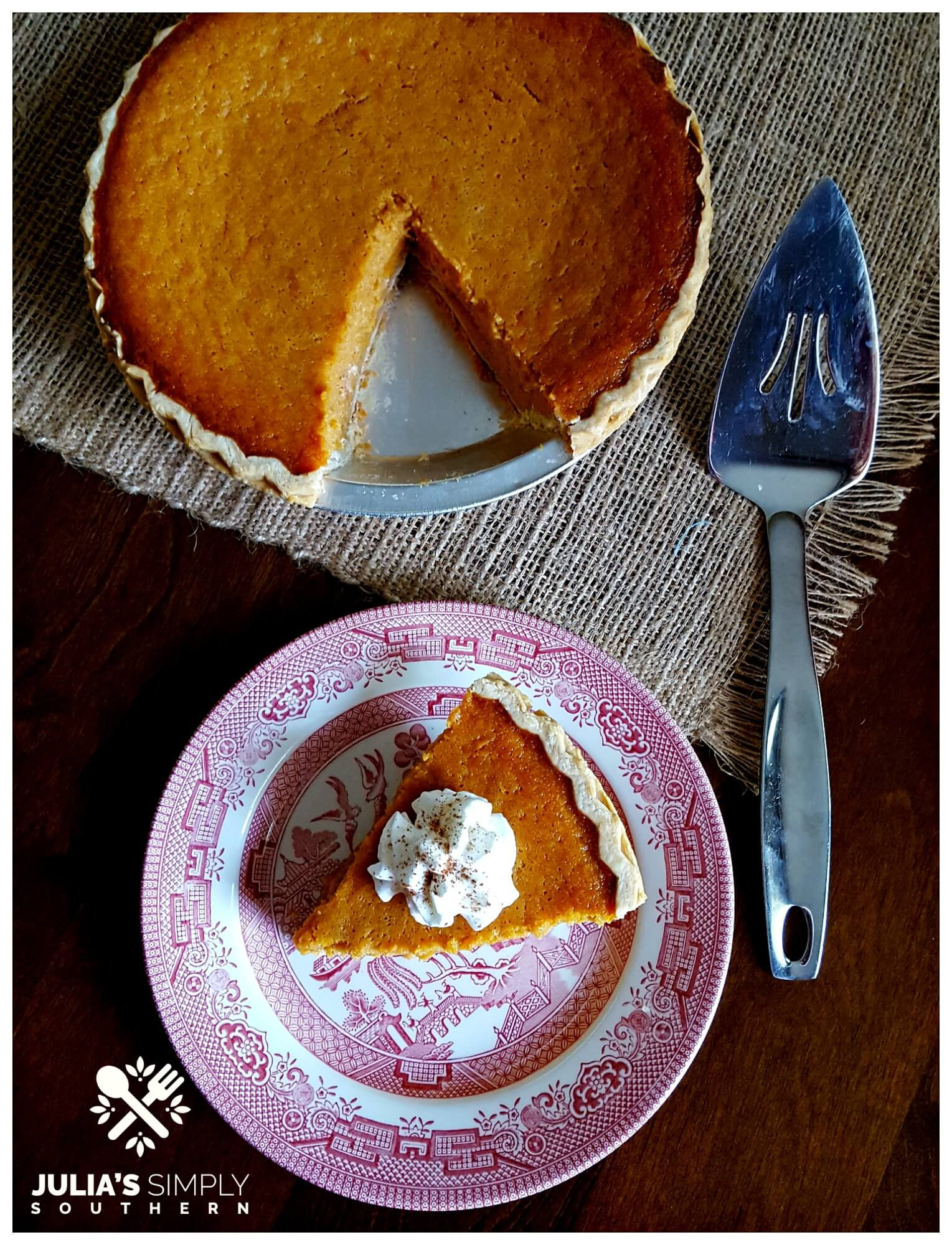 Soul Food Sweet Potato Pie