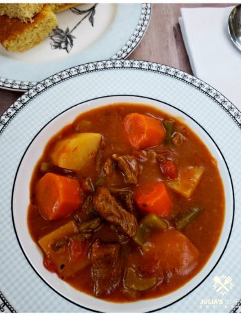 Ultimate slow cooker beef stew recipe made the old fashioned way