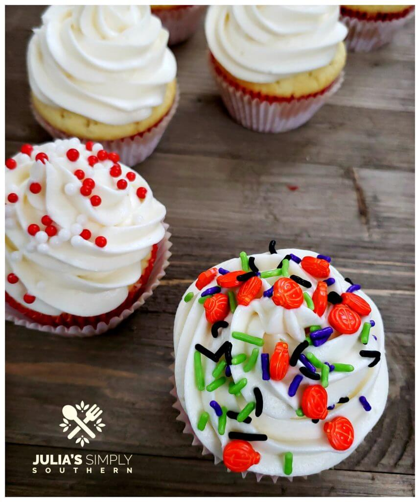 Best cupcakes recipes with homemade frosting