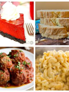 Meal Plan Monday 250 Featured Recipes