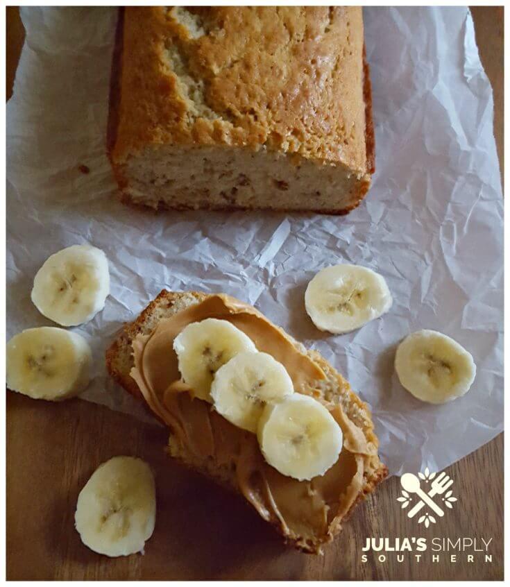 Easy Banana Nut Bread - Delicious and Moist