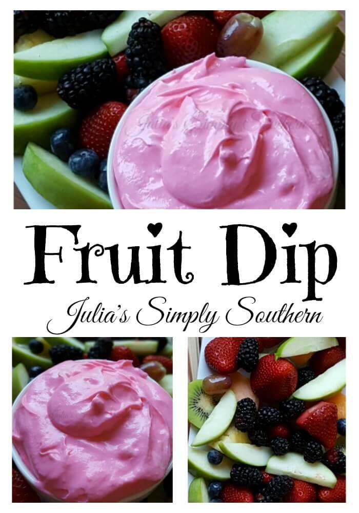 Pinterest #fruits Fruit Dip