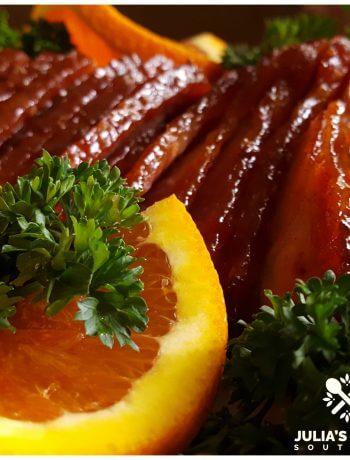 Best Ham Glaze