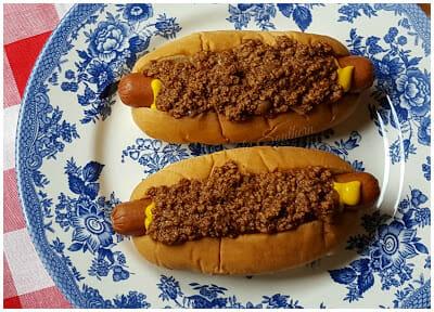 Julia S Southern Hot Dog Chili Sauce Julias Simply Southern