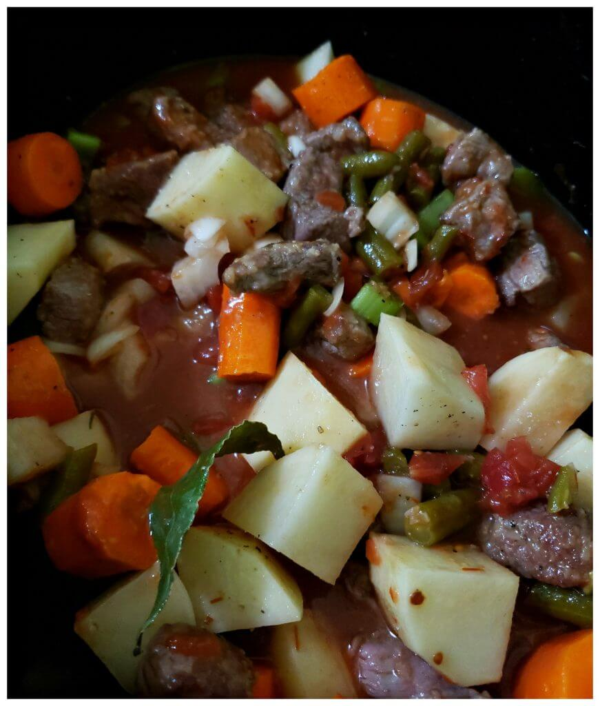 How to make the best slow cooker beef stew recipe