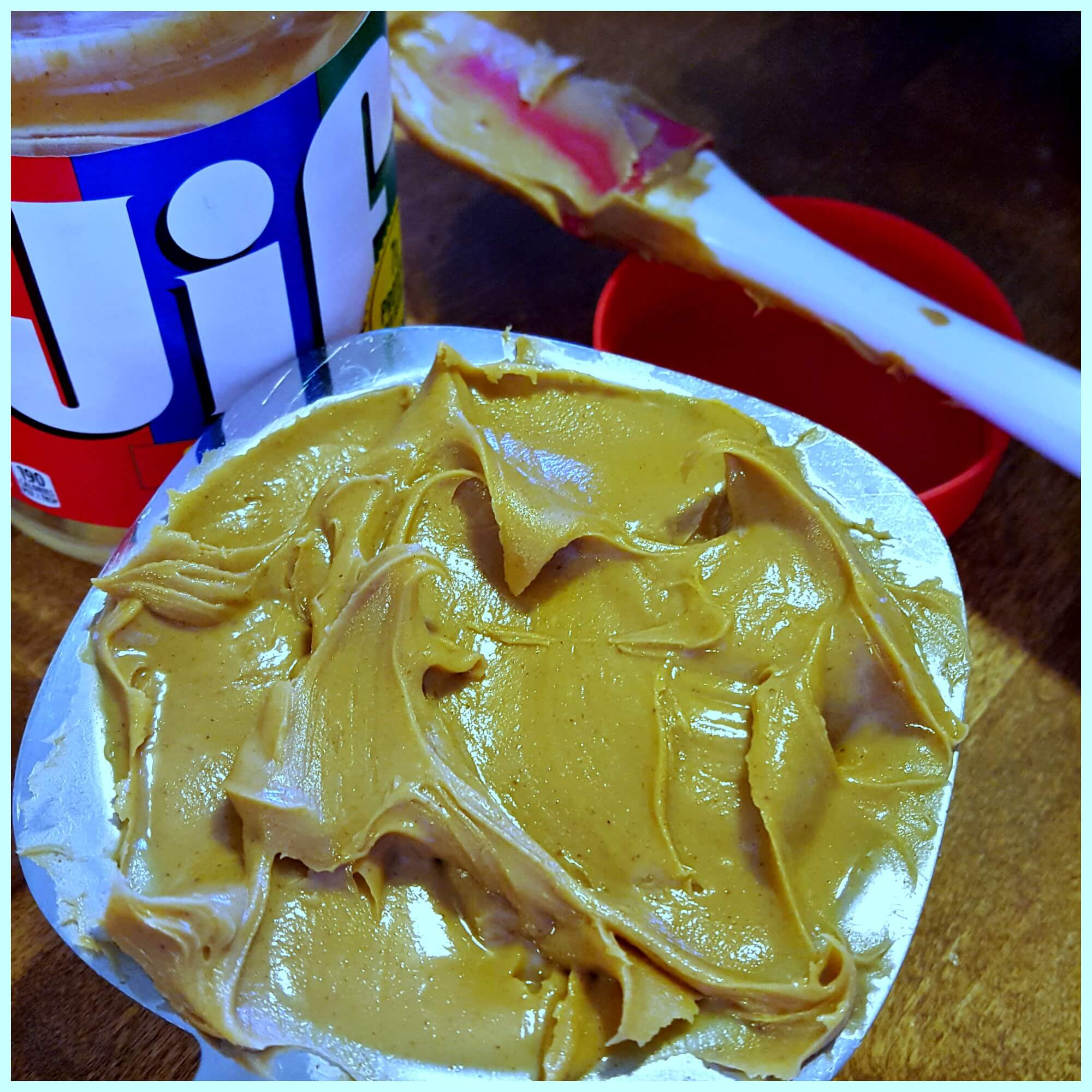 Jif Peanut Butter for baking cookies