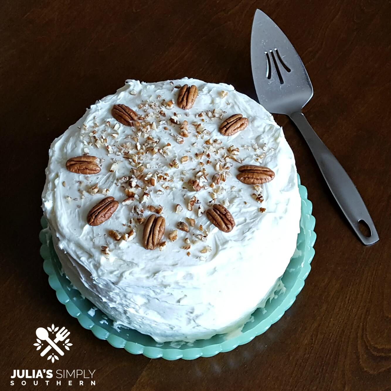 Hummingbird Cake from Scratch with Cream Cheese Frosting