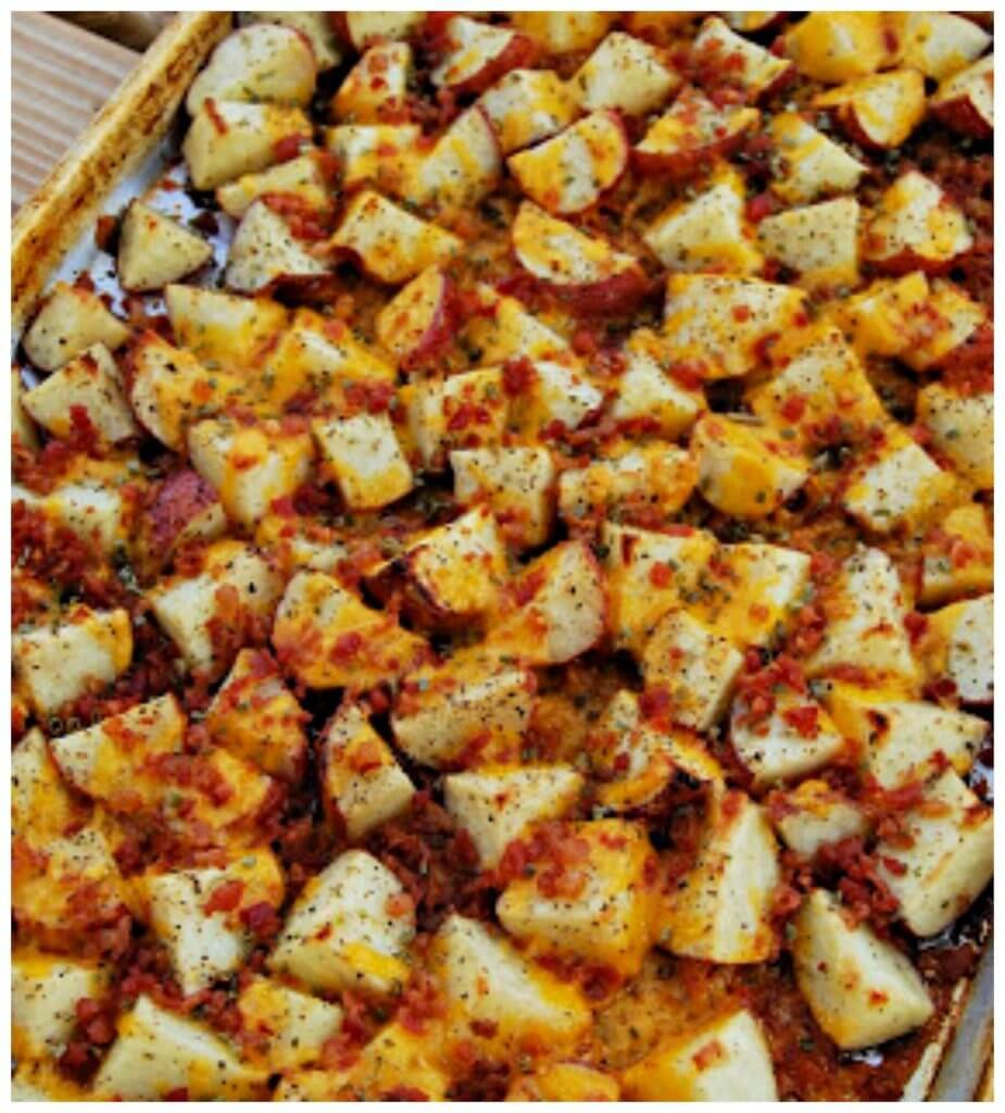 Loaded Ranch Potatoes - Everyday Mom's Meals