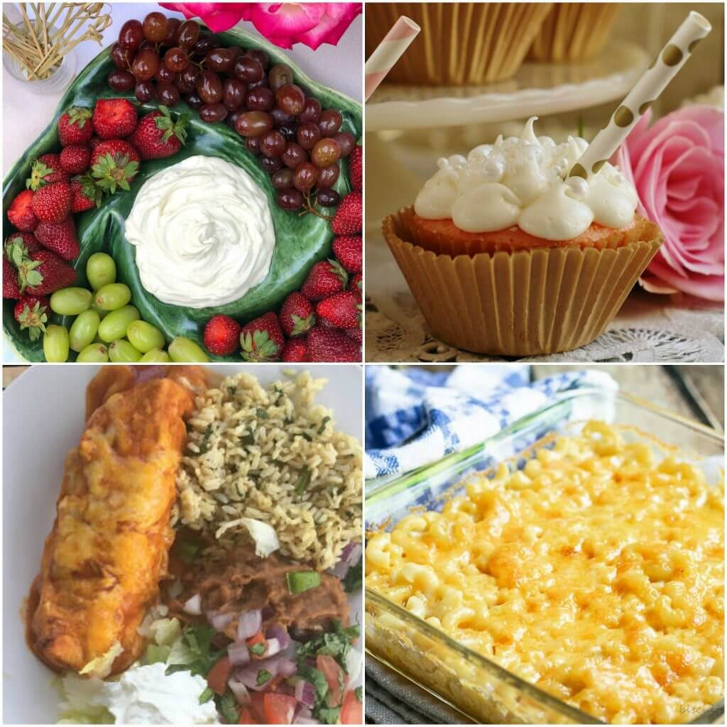 Meal Plan Monday 114 - free meal planning recipes share by food bloggers