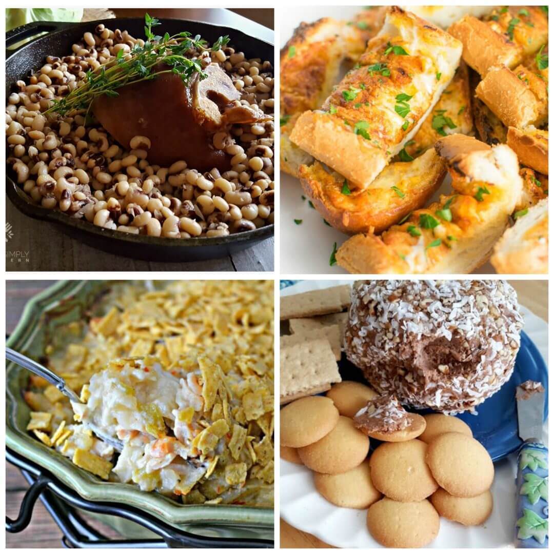 Meal Plan Monday #144 - Southern Pink Ladies