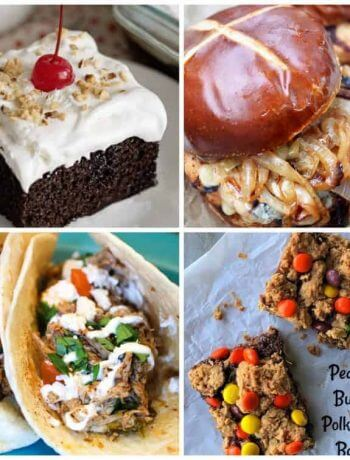 Meal Plan Monday #171 Free meal planning recipe ideas