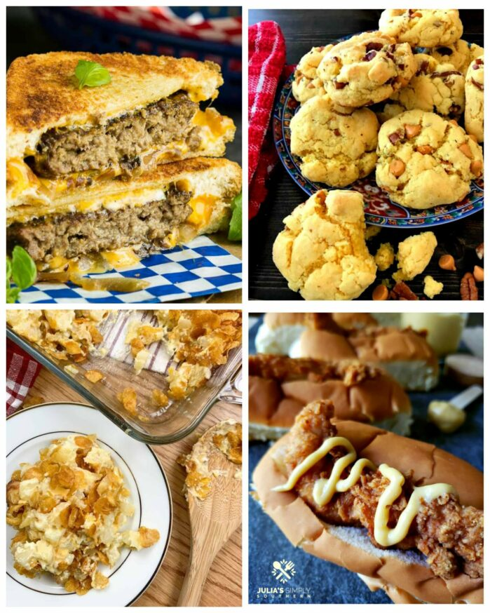 Find free meal planning recipes at Meal Plan Monday 179