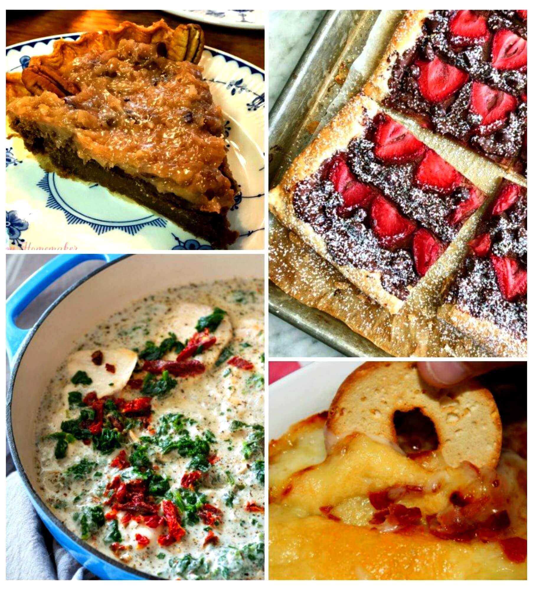 Meal Plan Monday 202 collage