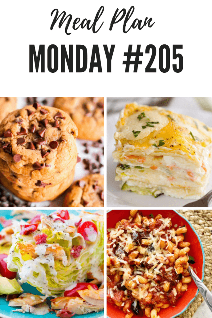 MPM 205 Pinterest meal planning