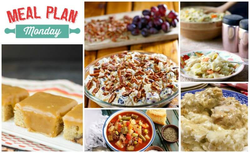 Meal Plan Monday #98
