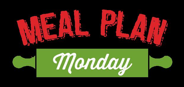 Holiday Meal Plan Monday Logo