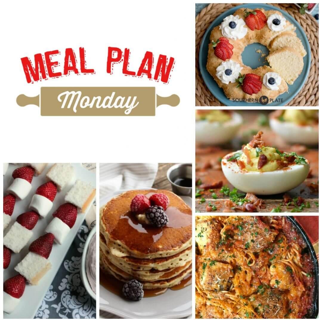 Meal Plan Monday 103