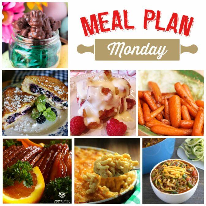 Meal Plan Monday #106