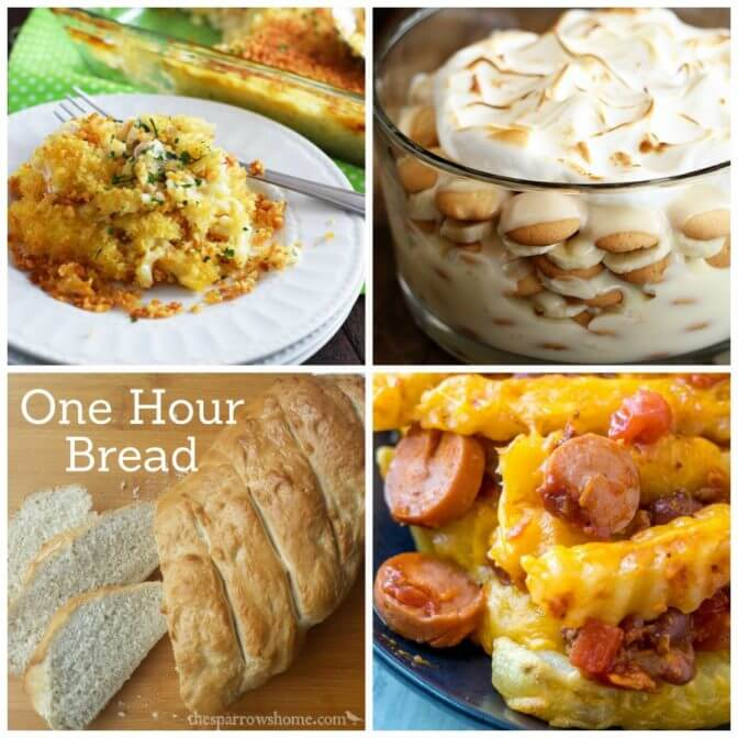 Meal Plan Monday 115 Featured Recipes