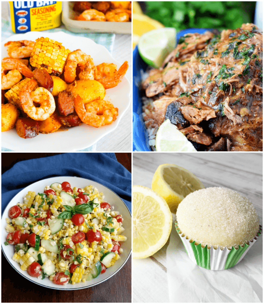 Meal Plan Monday 127 - Free meal planning recipe ideas