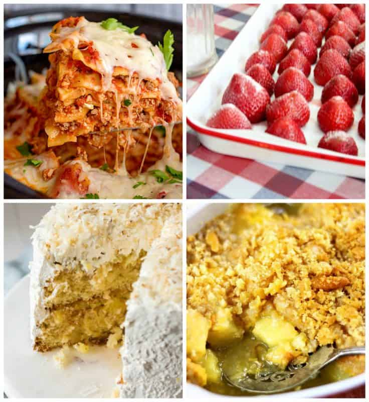 Awesome Meal Planning Recipes