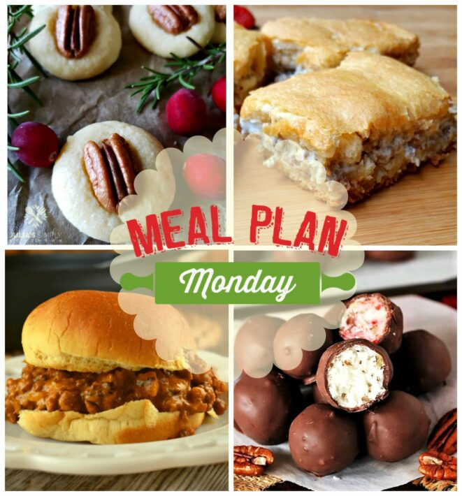 Meal Plan Monday 194 - free meal planning recipes