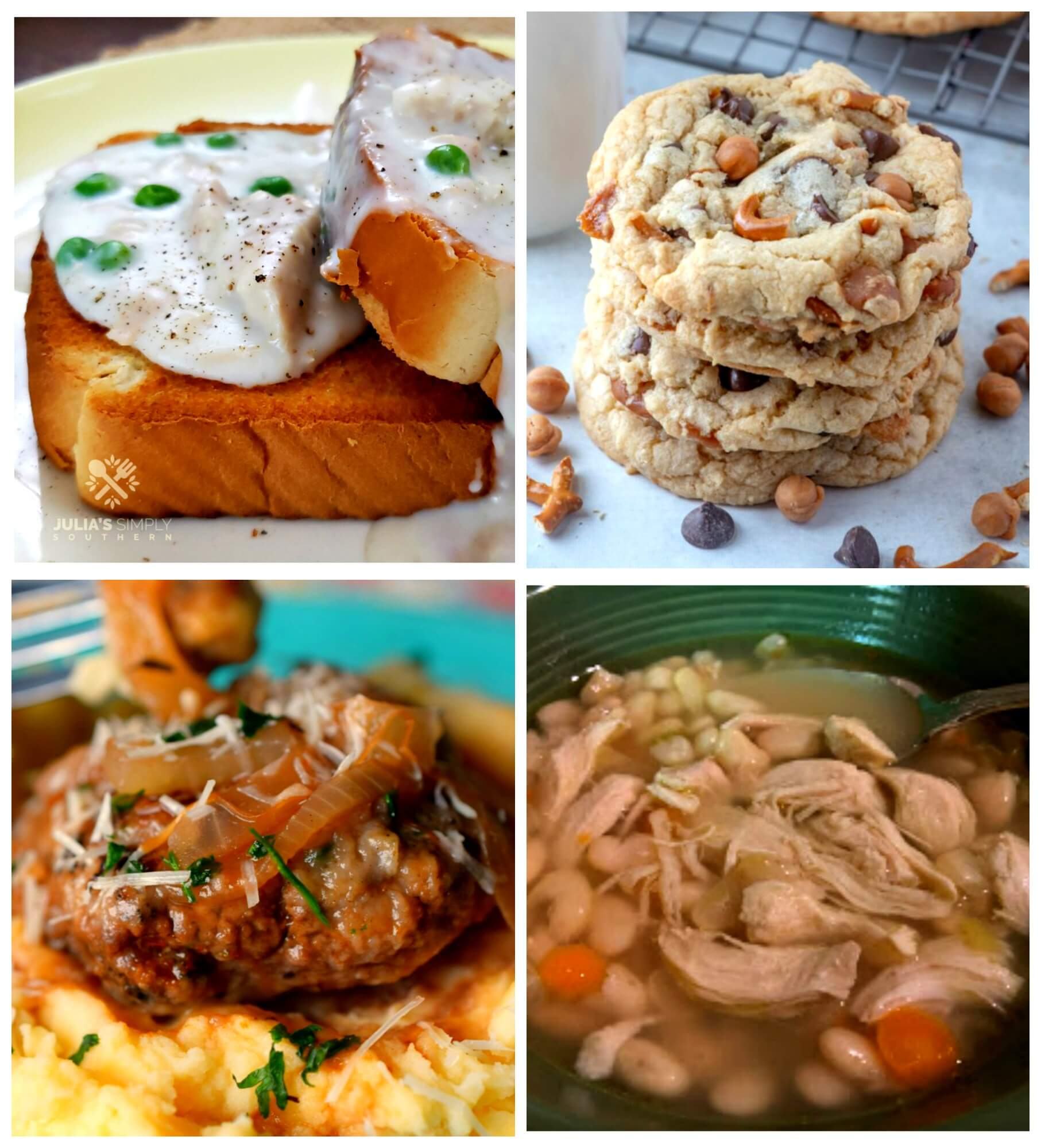 Meal Plan Monday 199 Cover photo of featured recipes