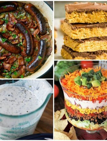 Cover Meal Plan Monday 207