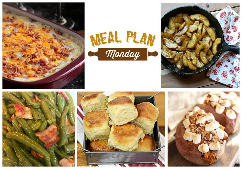Meal Plan Monday #88